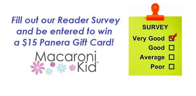 Fill out our Reader Survey today!