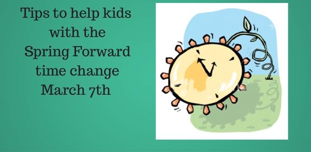 Change your clocks Saturday night