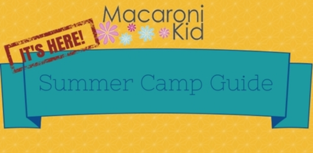 Macaroni Kid Springfield's Summer Camp Guide 2015