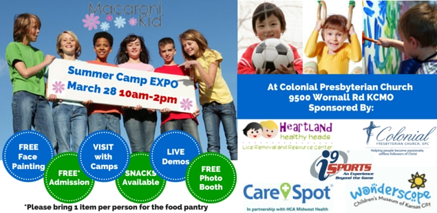 Family Fun While You Visit with 35+ Camps