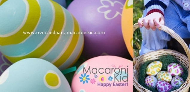 Easter Egg Hunts and Fun Around Town