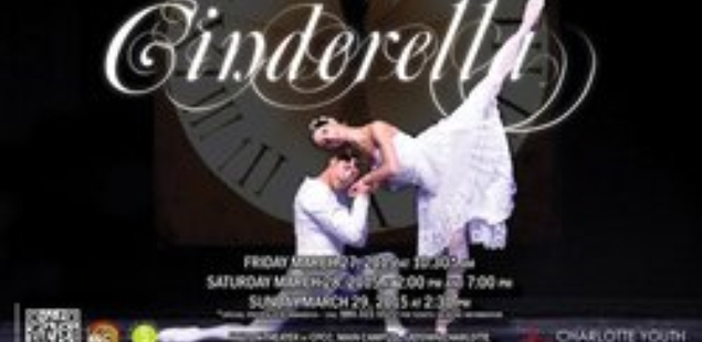 Come see Cinderella