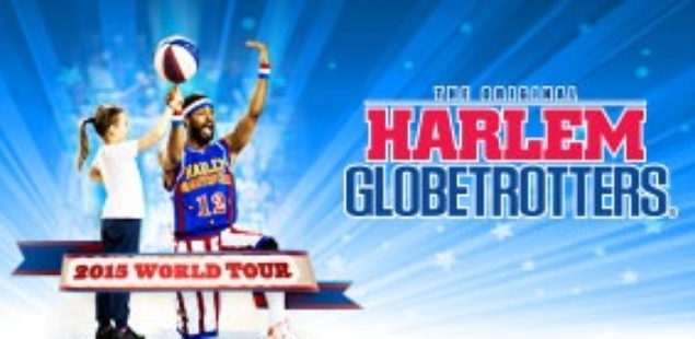 Here come the Globetrotters