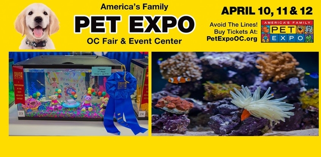 Family Pet Expo Giveaway! Win Tickets!
