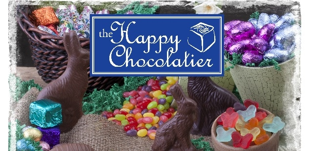 Visit The Happy Chocolatier for Easter and Get a Free Ice Cream!