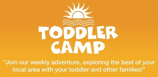 Toddler Camp Registration is Open!