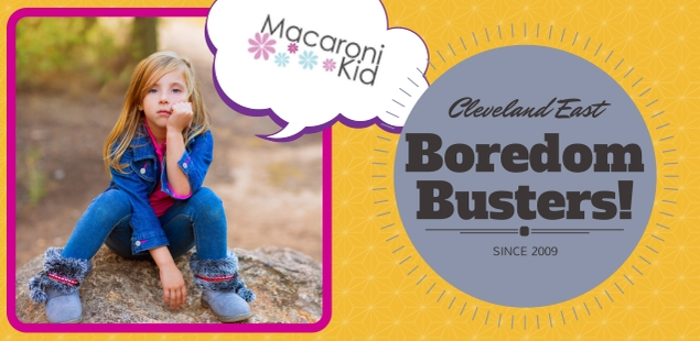 Boredom Busters! Keep everyone busy and happy!