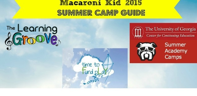 2015 Summer Camp Guide