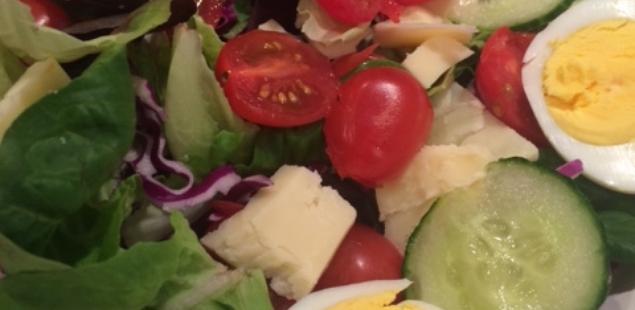 Salad Before Photoshop