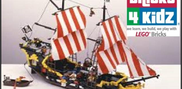 Bricks 4 Kidz® Spring Break LEGO® Camp