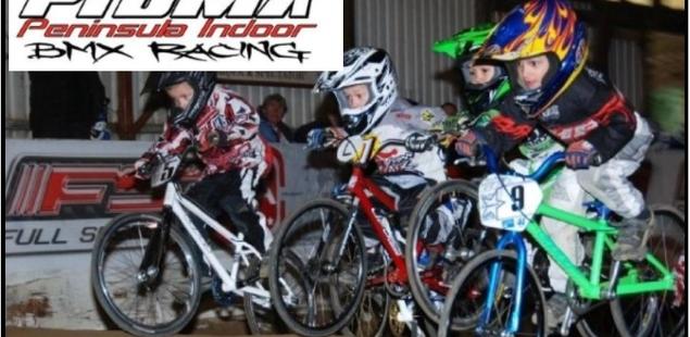 Peninsula Indoor BMX and Strider Spring Break Day Camps