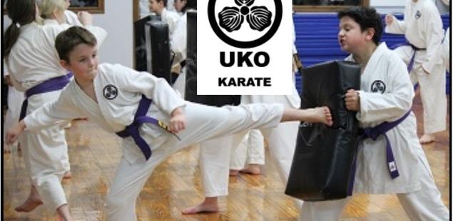 UKO Karate Spring Camp