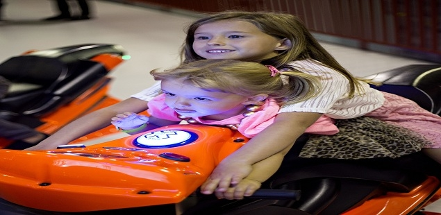 Kidspace equals good, safe, family fun