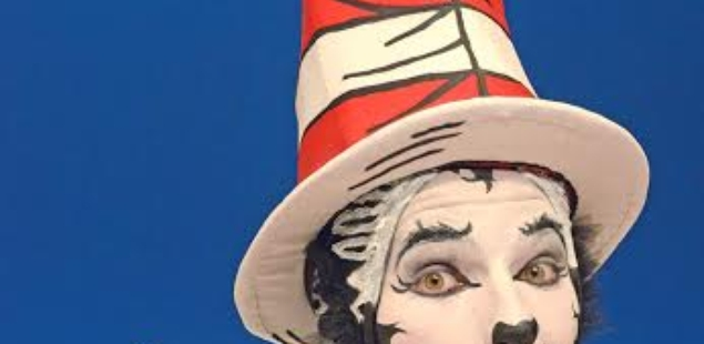 Cat in the Hat now Through May 10th