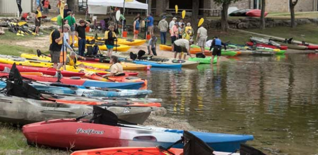 10th Annual Spring Kayak Festival Days This Weekend