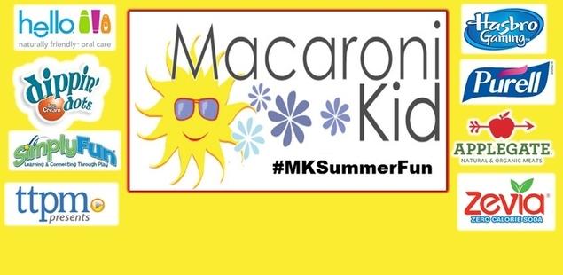Thank You #MksummerFun Sponsors