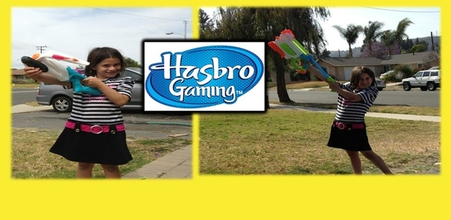Nerf by Hasbro Is Always a Fun Party Edition