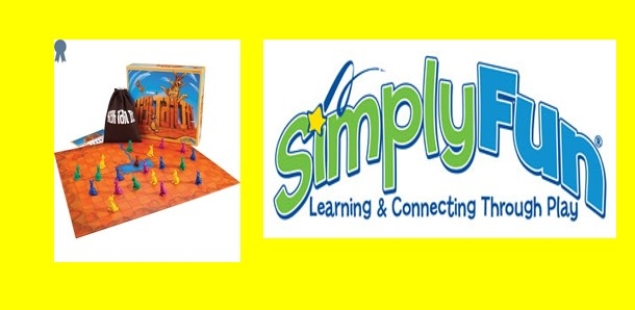 Simply Fun's Games Are Perfect For Your Summer Get Togethers
