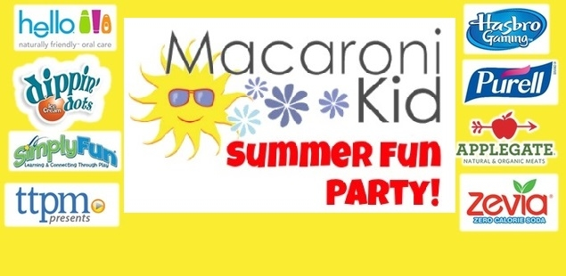 Thank You to Summer Fun Party Sponsors!