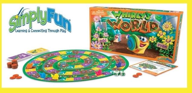 SimplyFun Game Provides Fun Math Learning All Summer!