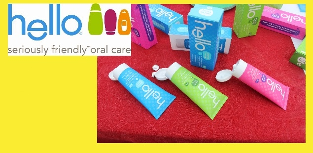 Hello has Tasty Toothpaste Flavors for Kids