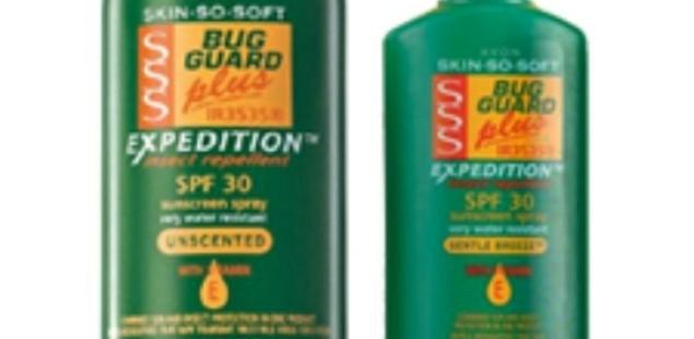 Bug Guard plus SPF