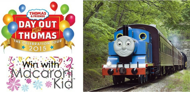 WIN Tickets to Day Out with Thomas
