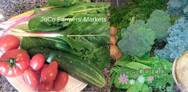 Farmers' Markets Around JoCo