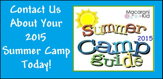 Get Listed Today in Our 2015 Summer Camp Guide!
