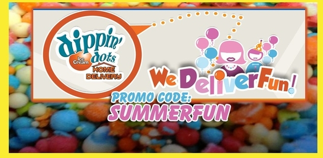 Dippin' Dots Delivers Summer Fun