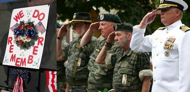 Memorial Day Parades in Lebanon County