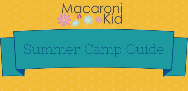 The 2015 Summer Camp Guide it Here! Stay Tuned... more to come!
