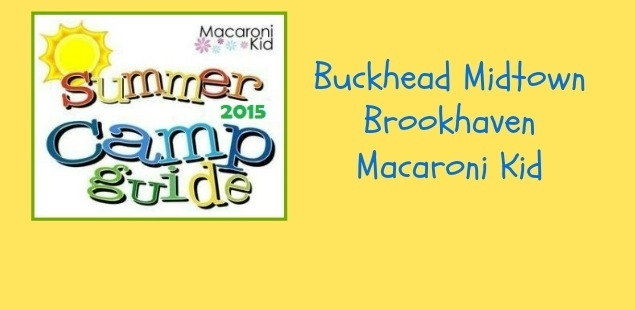 Welcome to 2015 Summer Camp Guide!