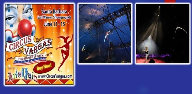 Macaroni Kid Reviews Circus Vargas Arlequin Show