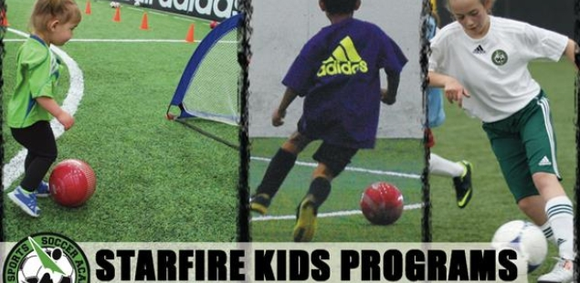Get 2 FREE Starfire Academy Sessions!