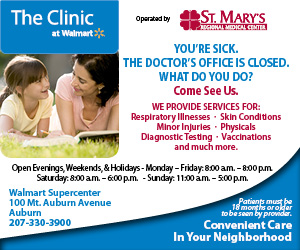 St. Mary's Walmart Clinic