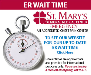 St. Mary's ER Wait Time