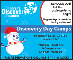Children's Discovery Museum!