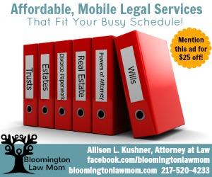 Bloomington Law Mom
