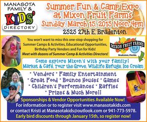 Manasota Family & Kid's Directory