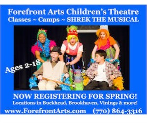 Forefront Arts Sprint