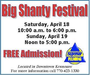 Big Shanty Festival 2015