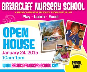 Briarcliff Nursery School - Winter 2014-15