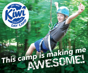Kiwi Country Day Camp 2015
