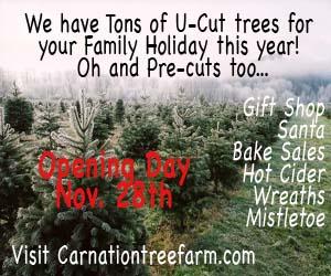 Carnation Tree Farm