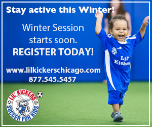 Lil Kickers Chicago