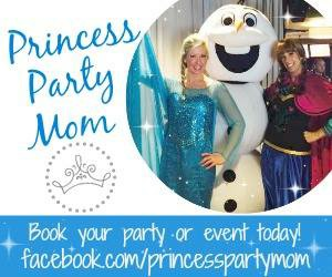 Princess Party Mom