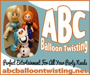 abc balloon twisting