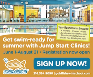 Goldfish Jump Start Clinics Summer 2015