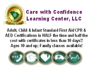 First Aid/CPR & AED Classes